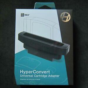Hyperkin HyperConvert Universal Cartridge Adapter for N64 Nintendo 64 Console