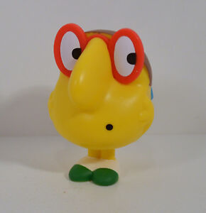 """RARE 2017 Little Miss Busy Mr Man 3"""" McDonald's Asia Meal Toy PVC Action Figure"""