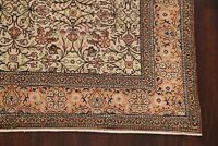 Antique Vegetable Dye Anatolian Turkish Area Rug Hand-knotted Wool Carpet 7'x10'