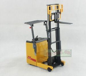 1/20 Scale TCM FRB-VIII 15 ELECTRIC REACH FORKLIFT TRUCK Diecast