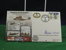 Vintage The Battle of The Atlantic 22 May 1943 Signed FDC D016