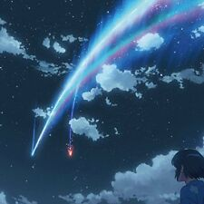 New RADWIMPS Your name. LP Record Limited Edition Analog Japan with Tracking