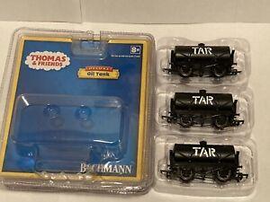 Bachmann Thomas Custom Tankers lot