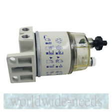Diesel Fuel Filter Water Separator For R12T Marine Spin-on Housing 120AT