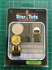Star Wars Celebration Chicago 2019 Exclusive Luke Ceremonial Outfit Tot w/Coin