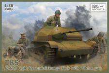 IBG 35046 TKS tankette with NKM wz.38 FK-A 20mm scale 1/35