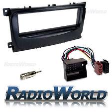 Ford Focus MK2 2007 > Stereo Radio Black Fascia / Facia Fitting Surround KIT