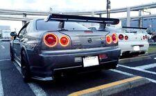 JDM LED Tail Lights V2 GTR35 Style for Nissan Skyline R34 GTR34 Made in Japan