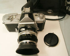 Nikon Nikomat FT  Body w Nikkor 50mm 1:1.4 lens Near MINT