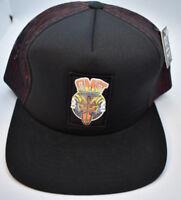Omit Mens Enemy Forces Trucker Mesh Snapback Hat Cap New