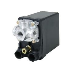380V 4-Port Heavy Duty Air Compressor Pressure Switch Control Valve SG-4B