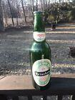 Vintage Huge 18.5 Inch Heineken Beer Bottle Advertising Display