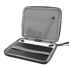 Wacom Intuos Graphics Tablet Hard Case Fits Draw Photo Art Pen and Touch Small