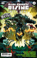 Dark Knights Rising: The Wild Hunt (2018) #1 VF/NM Mahnke Foil Regular Cover
