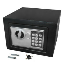 Electronic Safe Security Box Keypad Lock Small Digital Wall Jewelry Gun Cash