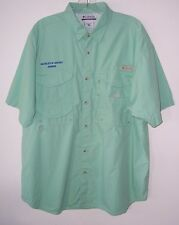 Men's Columbia PFG Vented Fishing Shirt Med