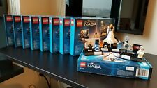 LEGO Women of NASA Ideas 21312 New and Sealed Ships Priority!