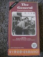 The General Vhs Buster Keaton Marion Mack silent