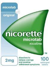 Nicorette Microtabs