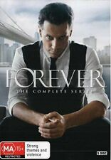 FOREVER - THE COMPLETE SERIES (english cover) -  DVD - UK Compatible