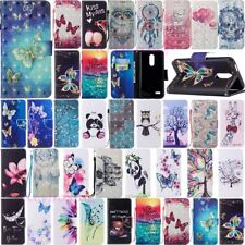 For LG K30 K10 K8 2018 Wallet Leather Case Card Holder Flip Phone Case Cover