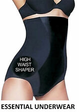 1 or 2X NEW FIRM CONTROL SLIMMING HIGH WAISTED TUMMY SHAPEWEAR KNICKERS, M-XXL