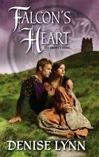 Falcon's Heart Lynn, Denise Mass Market Paperback Used - Very Good