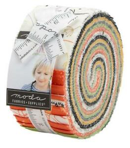 Moda Quotation Jelly Roll Fabric By Zen Chic Quilting Sewing Craft DIY