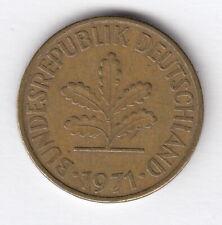 Germany 1971 10 Pfenning  KM108  R538