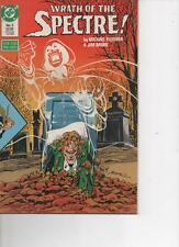 WRATH OF THE SPECTRE 3 JULY 1988 NEAR MINT