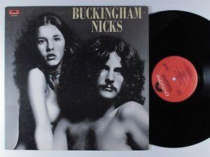 BUCKINGHAM NICKS Self Titled POLYDOR PD-5058 LP VG+ <>