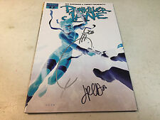 SIGNED JIMMY PALMIOTTI JOE QUESADA PAINKILLER JANE #2 NEG W/COA 200% GUARANTEE
