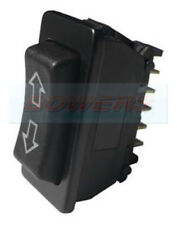 UNIVERSAL 12V 20A 2 WAY MOMENTARY ELECTRIC WINDOW AERIAL UP DOWN ROCKER SWITCH