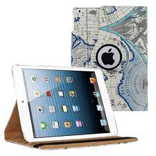 360 Rotating Folio Leather Cover Case for Apple iPad 2/4/3 Mini Air Pro 5th 2017