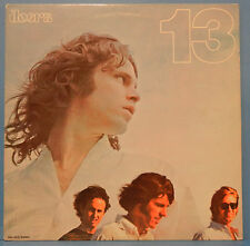 THE DOORS 13 EKS-74079 VINYL LP 1970 RE '80 COMP GREAT CONDITION! VG+/VG+!!A