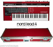 Nord Lead 4 Performance Synthesizer NEW - FREE ATA FLIGHT CASE Lead-4 Synth