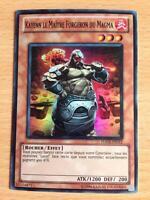 WC10-FR001 Maître Samouraï des Katanas Carte Yu-Gi-Oh Super Rare