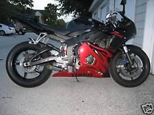 1999 2000 Yamaha R6 YZFR6 Moto GP Shorty exhaust BLACK