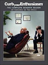 CURB YOUR ENTHUSIASM - SEASON 7 - DVD - REGION 2 UK