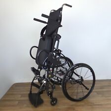 LifeStand Helium LSA standing wheelchair, spinergy permobil-levo-tilite #0292