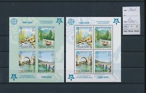 LN72854 Bosnia & Herzegovina 2005 Europa Cept sheets MNH cv 100 EUR