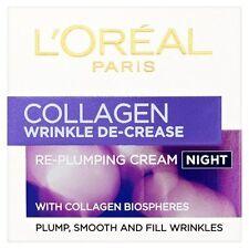 L'Oreal Paris Collagen Wrinkle De-crease Cream Night 50ml