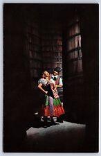 Italian Swiss Colony Winery Redwood Tank Asti, California Chrome Postcard Unused