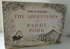 Goodall, John S - The Adventures Of Paddy Pork - 1st Edition - 1968