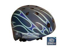Iron Casque de skater - - roller - BMX Gr. M 56-58cm NEUF 67118