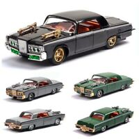 Maisto 1:43 1956 Chrysler 300B Vintage Diecast Model Racing Car Toy Collection