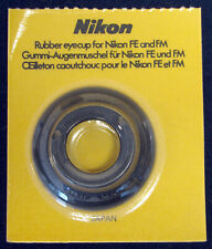 Rubber Eyecup for Nikon FM or FE series cameras - NEW (old stock)