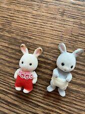 Calico Critters Baby Rabbit Bunny Babies