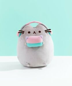 """GUND Gamer PUSHEEN Plush (9"""") BRAND NEW / NWT Limited Edition SOLD OUT!"""