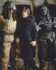 COLIN HUNT as Giran - Star Wars GENUINE AUTOGRAPH UACC (R16299)